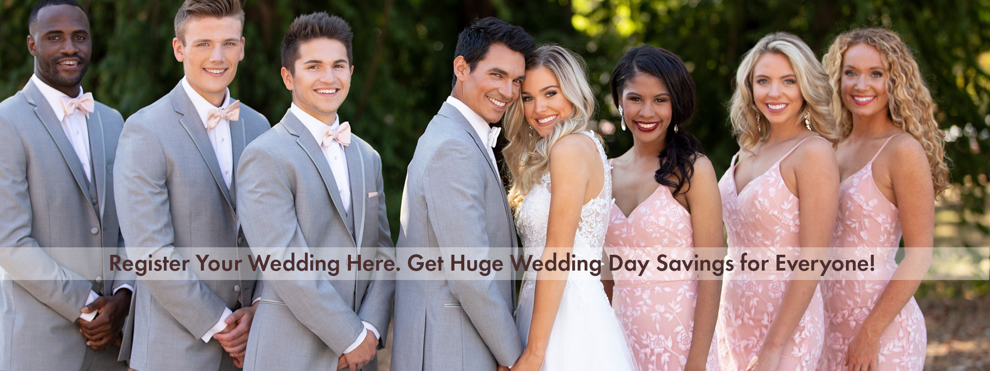 Wedding Appointment Image Header
