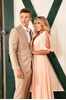 Picture of Tan Slim Fit Suit